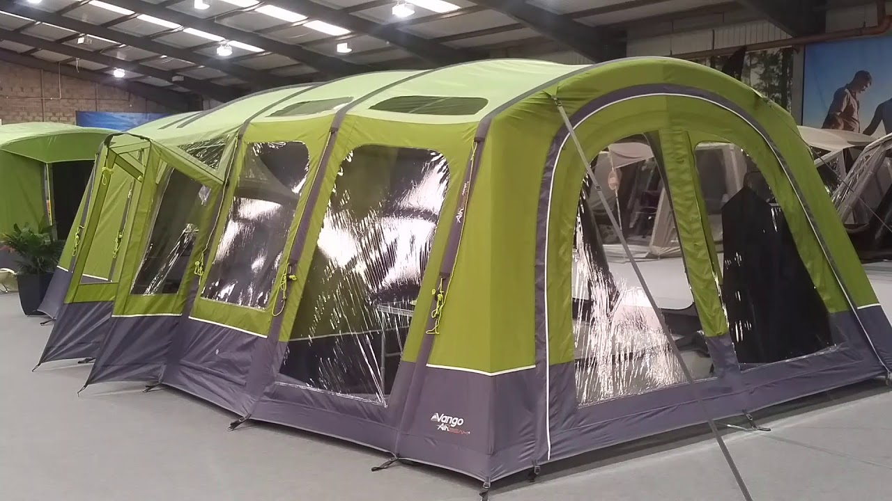 Vango Serenity inflatable tent 2018 .inflatabletentsonline.co.uk & Vango Serenity inflatable tent 2018 www.inflatabletentsonline.co ...
