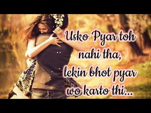 Sad love quotes for him that make him cry in hindi
