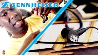 Sennheiser IE 80 S In - Ear Earphones Review