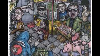 MC Bomber - Das große Fressen (Kunta Shytooth RMX)