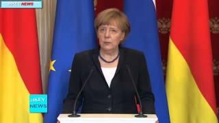 Меркель Германия начала Вторую мировую войну!