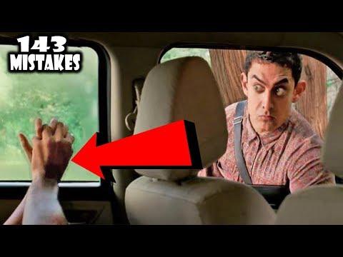 "Plenty Mistakes In "" PK "" Full Hindi Movie - (143 Mistakes) In PK    Aamir Khan"