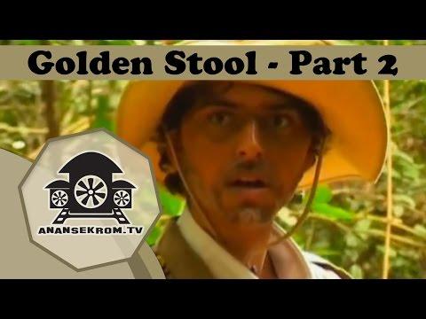 Golden Stool - Part Two   Anansekrom TV