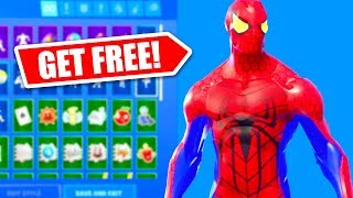 HOW TO GET AVENGERS ENDGAME SKINS *FREE* IN FORTNITE!