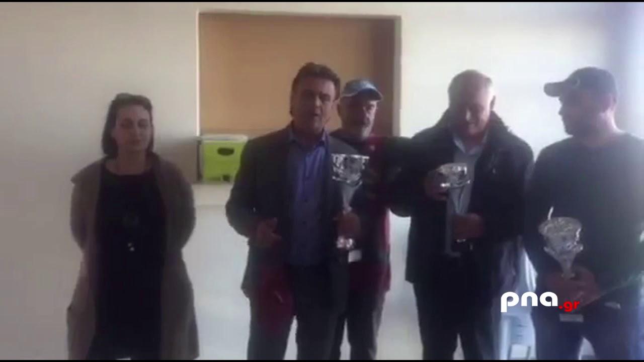 Σκοπευτικοί και κυνηγετικοί αγώνες 1η θέση για τον Γιώργο Ρουμελιώτη