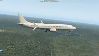 Ultimate Project 737-900 Autoland Test - X-Plane 11