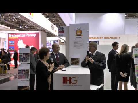 Expo Real 2012 - InterContinental Hotels Group & Siemens Financial Services - 5 Minuten Klartext