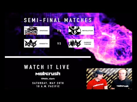 Critical Ops Tournament - Semi Finals - SxC Spartan Vs OL Revolution (Full Match)