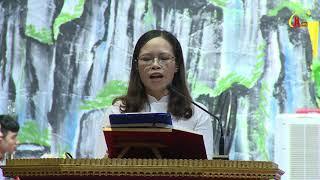Bài Giảng Thánh Lễ Đêm Canh Thức Vượt Qua Tại Đền Thánh Bác Trạch - Phục Sinh 2019