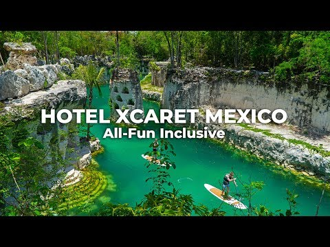 hotel-xcaret-mexico:-watch-one-month-in-the-all-fun-inclusive-paradise- -cancun.com