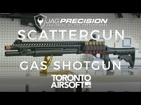 Jagarms Scattergun Shotgun Review - TorontoAirsoft.com