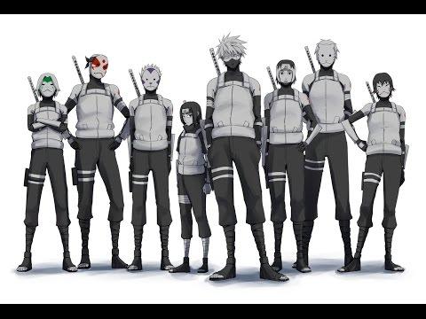 Top Naruto - Ai Mạnh Nhất Đội Anbu Làng Lá | Top 10 Strongest Anbu