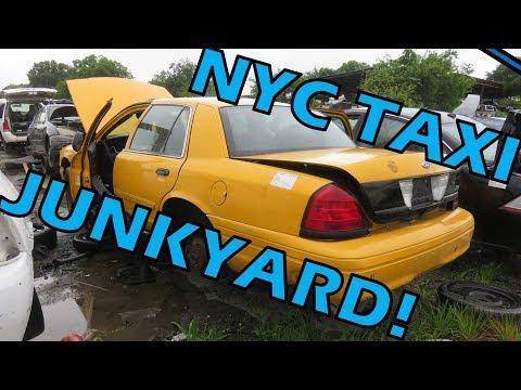 Yes! Junkyard! New York City Taxi?