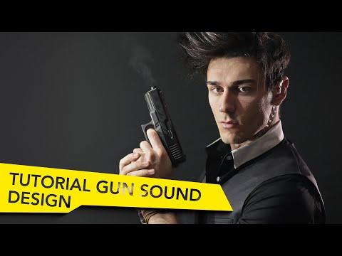 Gunshot Sound Design Tutorial - Free SFX