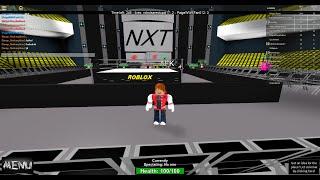 WWE2k16 Roblox NXT #2