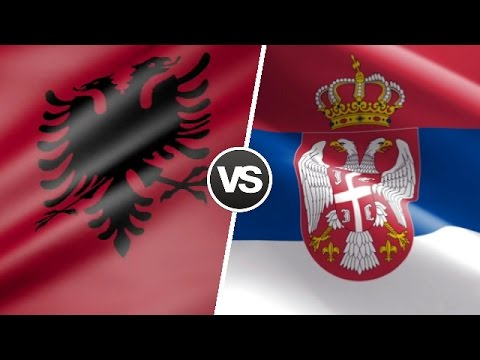 Albanian Armed Forces vs Serbian Armed Forces 2017