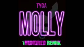 Tyga ft. Wiz Khalifa - Molly (1HUNDRED Trap Remix) [FREE DL]
