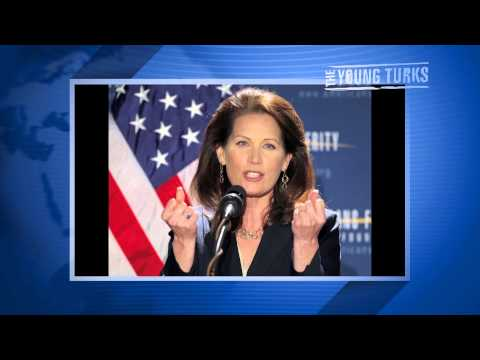 An Ode To Michele Bachmann & Her Totally Straight Husband