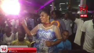 (14.0 MB) PREGNANT OBAAPA CHRISTIE PERFORMS AT KWAMENA@10 LIVE WORSHIP Mp3