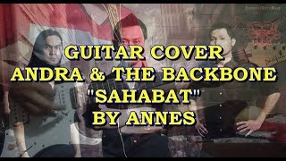 Cover Gitar Andra And The Backbone Sahabat
