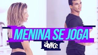 Mc R1 - Menina Se Joga - Coreografia | Choreography - FitDance - 4k