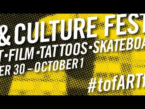 Tom of Finland Foundation Art and Culture Festival: Sept. 30 - Oct. 1