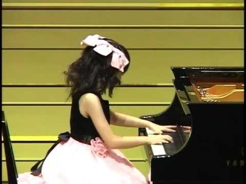 Kanon Takao played Grieg