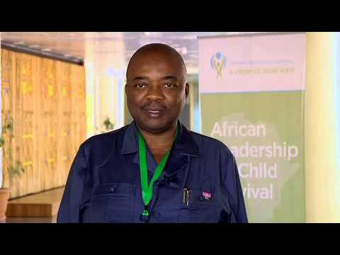 A Promised Renewed -- Minister of Health, Angola -  Dr. Carlos Masseca