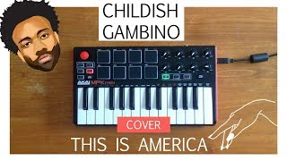 Childish Gambino - This is america  | Instrumental + Lyrics Mp3