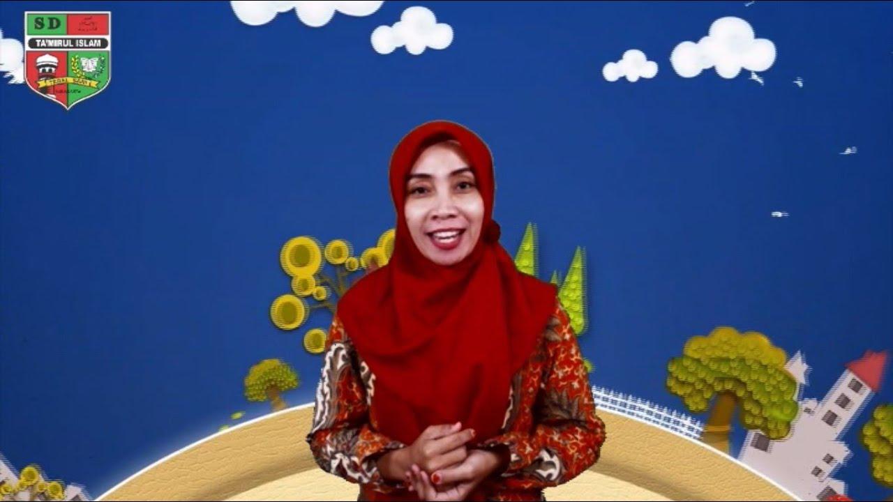 Perkenalan Tim Guru Paralel Kelas 1 Tahun Pelajaran 2020/2021 SD Ta'mirul Islam Surakarta