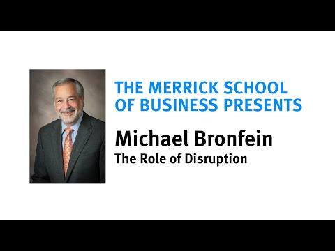 Merrick School Engages: Michael Bronfein, March 11, 2015
