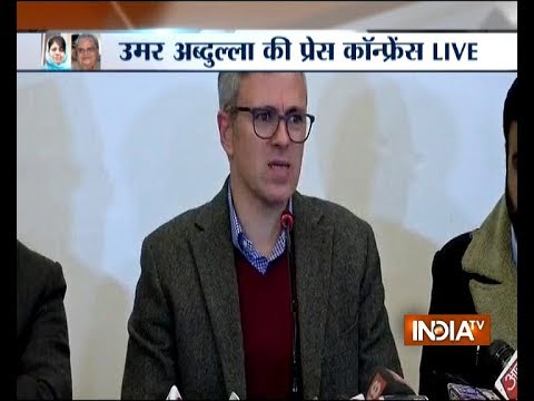 JK Assembly Dissolution: 'Fax Machine killed democracy', claims Omar Abdullah