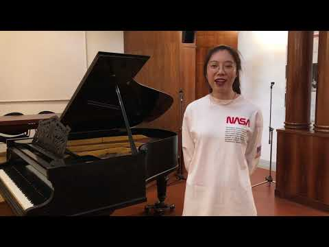 Opera Network Firenze - About us: Gao Xinyu Margherita