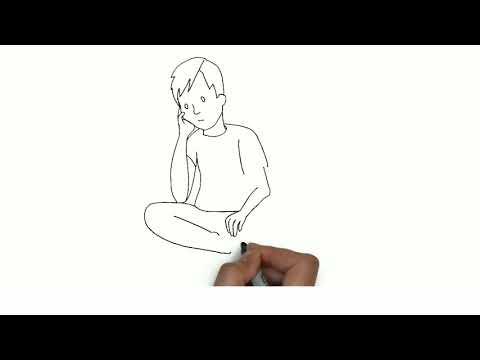 Ada Band - Walau Badai Menghadang (videoscribe)
