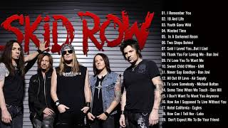 Skid Row Greatest Hits Full Album 2020   Best Songs Of Skid Row All Time
