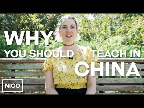 15 Reasons Why You Should Teach English In China