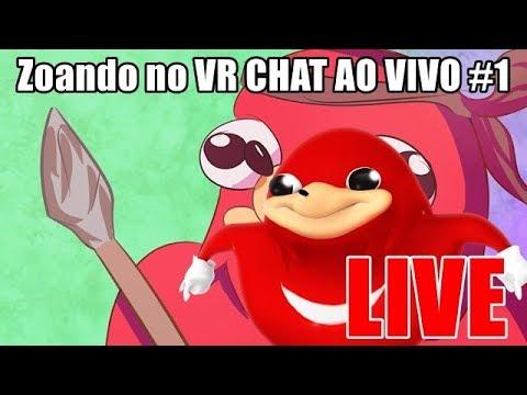 Jogando Free Fire e VR CHAT MOBILE!!