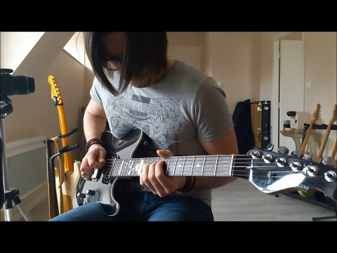 Hold Me Forever (Pike 65) | Buckethead | Guitar Cover by Tanguy Kerleroux