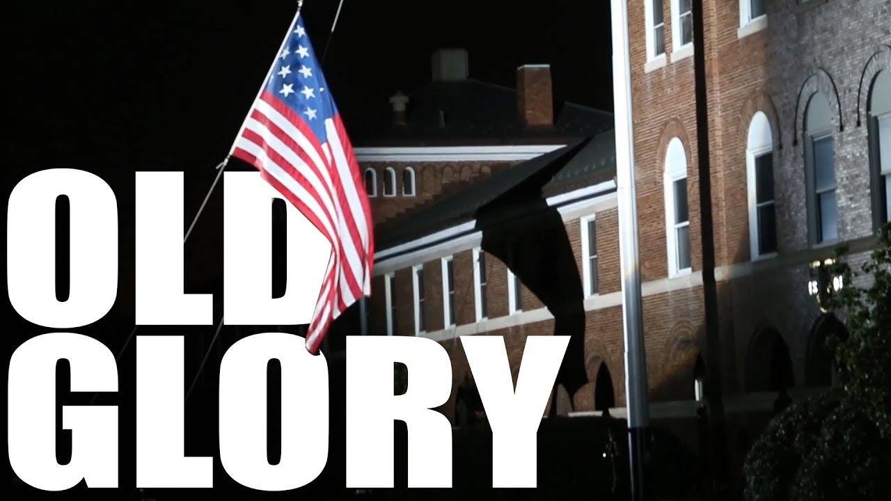 Old Glory | Marine Barracks Washington
