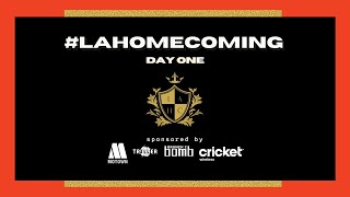 #LAHOMECOMING 2020 VIRTUAL FUNDRAISER | DAY ONE
