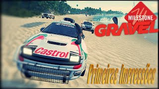 Gravel Gameplay - Primeiras Impressões - O NOVO SEGA RALLY? PC XONE PS4
