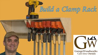 Build A Clamp Rack