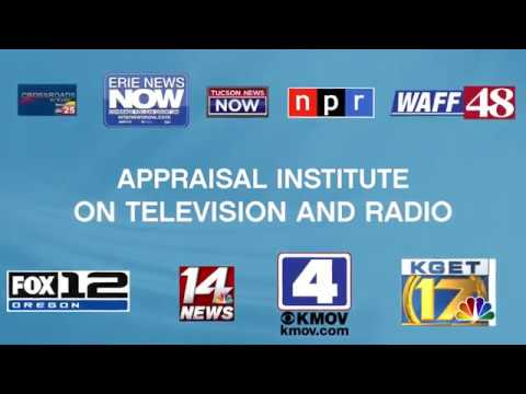 Appraisal Institute Media Coverage Seen by More than 1 Billion