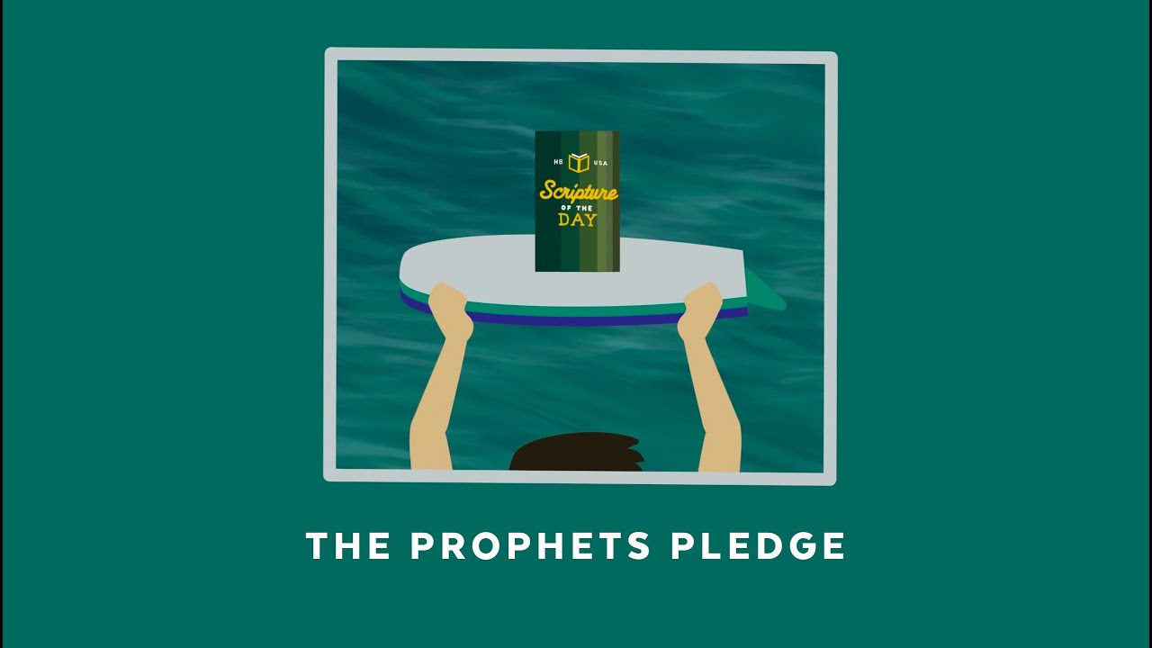 The Prophets Pledge