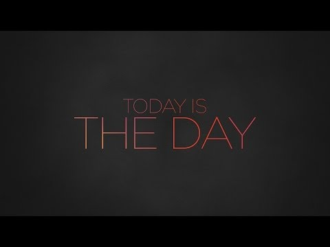 """Today Is The Day"" from Paul Baloche (OFFICIAL LYRIC VIDEO)"