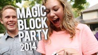 MAGIC Block Party 2014 - All new - JustinFlom