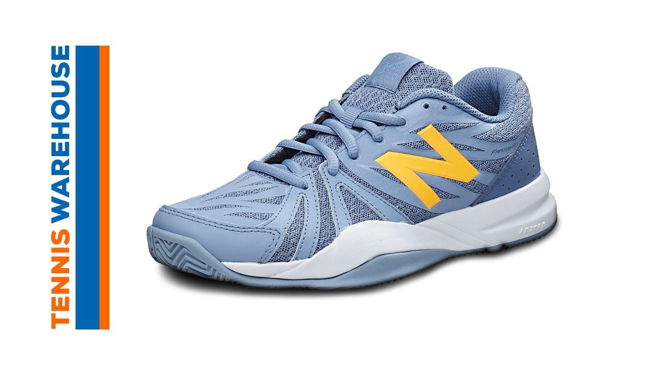 3fd9cd8684a1 New Balance 786v2 Tennis Shoe - YouTube