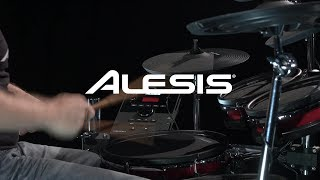 Alesis Crimson II Mesh Electronic Drum Kit Overview | Gear4music
