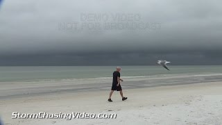 9/17 Sarasota, FL Tropical Disturbance