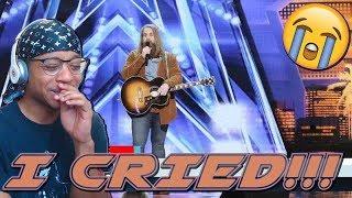 """Chris Kläfford's Cover Of """"Imagine"""" America's Got Talent 2019"""